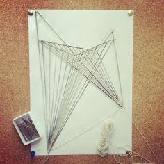 Chair design geometrics.