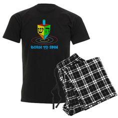 Born to Spin flat Pajamas