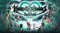 UNIVERSO NOKIA: Square Enix Annuncia KH Unchained X
