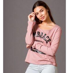 Μπλούζα με στάμπα Free Spirit - Ροζ Αντικέ Graphic Sweatshirt, Seasons, Sweatshirts, Sweaters, Fashion, Moda, Fashion Styles, Seasons Of The Year, Sweater