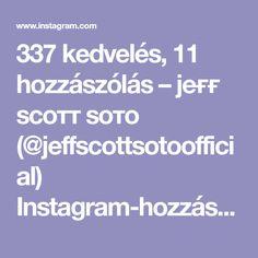 """337 kedvelés, 11 hozzászólás – jeғғ ѕcoтт ѕoтo (@jeffscottsotoofficial) Instagram-hozzászólása: """"Swipe left <--- Thank you @malinejewelry for this beautiful, custom beaded gem...blue and black…"""""""