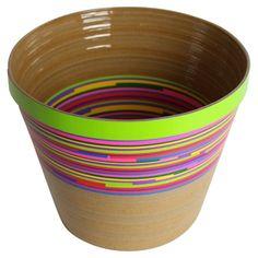 Tsimani designed large pot plant cover - hardtofind.
