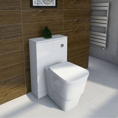 Our back to wall toilet unit is perfect if you're looking to create a flowing, harmonious look to your bathroom. When fitted, this white unit fits in neatly with other bathroom furniture to create a pleasing design and a coordinated style.EXCLUSIONS - This Back To Wall Unit price excludes Back to wall toilet, concealed cistern and push button (sold separately)