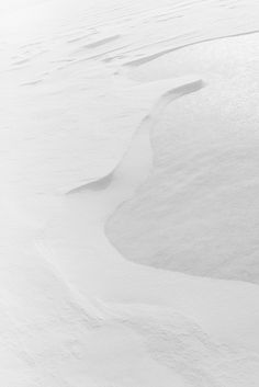white sand or snow – photographic minimal inspiration | photography . Fotografie . photographie | Photo: Scott Withers @ flickr |