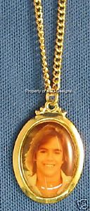 Shaun Cassidy necklace 1978