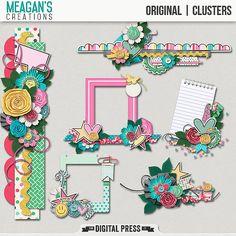 Original | Clusters