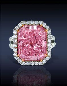 Fancy Purple Pink Diamond Solitaire                                                                                                                                                                                 More
