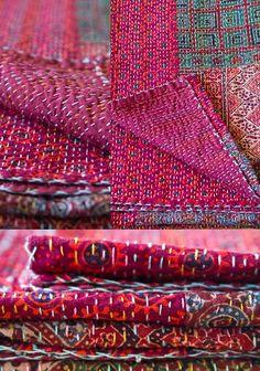 indian ralli quilt