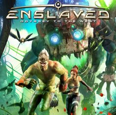 Enslaved - Odyssey to the West - Playstation 3