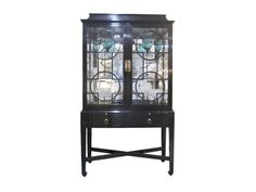 Display Bar Cabinet,