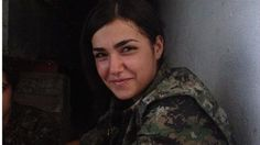 "Ceylan Ozalp, 19, was reportedly surrounded by ISIS fighters near the Syrian Kurdish city of Kobane also known as Ain al-Arab. After she run out of ammunition Ozalp said ""goodbye"" over the radio and spent her last bullet on killing … Continue reading →10/06/14"
