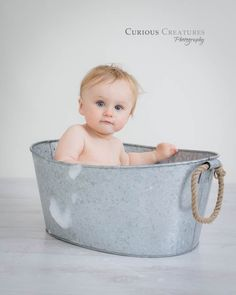 Cake Smash photographer, Cornwall. After a cake smash we always have a bubble bath - my favourite part! First birthday baby portrait and cake smash photography near Truro and St Austell, Cornwall, UK