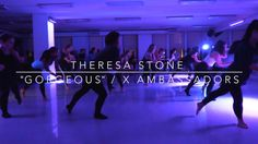 Int Contemporary Fusion with Theresa Stone