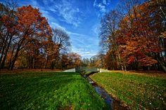 Jesienny Park - null