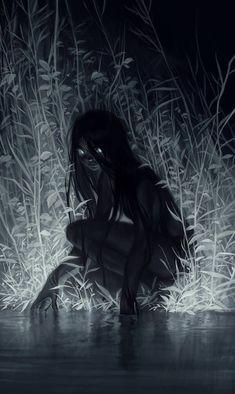 loish's 'Nocturne' #digital #illustration