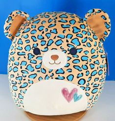 Billy Kid, Best Baby Toys, Cute Posts, Cute Plush, Fluffy Animals, Squishies, Animal Pillows, Stuffed Animals, Cheetah