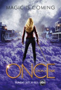 Once Upon a Time - totally hooked on this show!