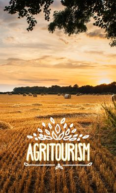 Ever thought of spending your vacation on a farm? The benefits are huge #Agritourism
