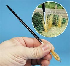 Special Tool Makes it Easy to 'Plant' Field Grass