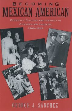 By focusing on Mexican immigrants to Los Angeles from 1900-1945, George J. Sánchez explores the process by which temporary sojourners altered their orientation to that of permanent residents. Analyzing not only formal programs, but also the world created by these immigrants through family networks, religious practice, musical entertainment, and work and consumption patterns, Sánchez uncovers the creative ways Mexicans adapted their culture to life in the United States.