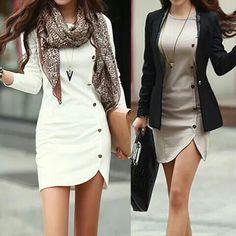 Buttons design dress Sammy dress