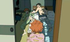 Haikyuu!! - Kageyama x Hinata   This Changing is so funny!
