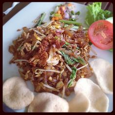 Kwetiaw seafood @killineycoffee setia budi gurih #kuliner #medan #kulinermedan