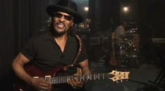 Oral History: Go-go legend Chuck Brown. 2006 at 70 yrs of age, but it looks like it has footage at the old 9:30 club