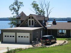 Cliffhaven Sleeps 15 Wheeler Lake, Skylights 7 acres bird paradise, 3 acres of woods, fruit orchard, tree top room-6 twin beds 300-2-222