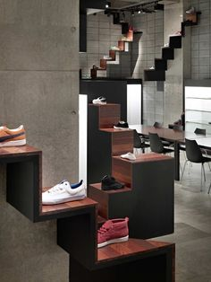 NS모터스 정제연 - [Shop Design] Puma House / nendo