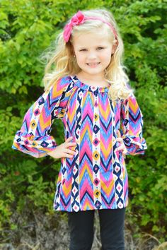 Mini Maggie Ruffle Tunic on sale for $11 with free shipping!!   Lots of new sale items!  Shop my link and use the code Rep10 to get an extra 10% off!! http://www.zigzagstripe.com#oid=1186_1