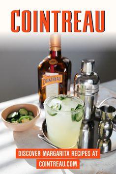 Margarita Recipe Cointreau, Cointreau Cocktails, Margarita Recipes, Liquor Drinks, Cocktail Drinks, Cocktail Recipes, Beverages, Raspberry Vodka, Alcohol Drink Recipes