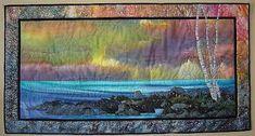 Landscape Quilts pt 2 - Serenity