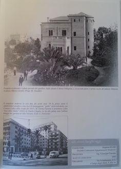 Abbattuta Villa Varvaro sorge, oggi, il cinema Fiamma