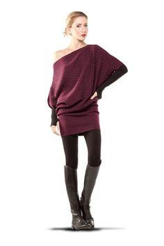 Leon Max New Quazi Sweater Dress