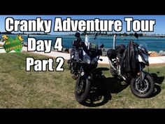 Cranky Adventure Tour Day 4 - Part 2 | Newcastle to Wauchope - YouTube