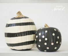 Fun DIY Pumpkins