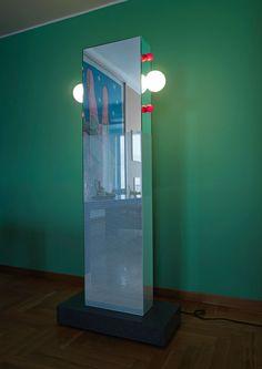 Ettore Sottsass for Glasitalia   Shibam 2