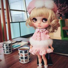 #dolls #dolldress #dress #outfit #dollstagram #midsummercircus #blythe #blythecustom #jujudoll #juju #customblythe #doll #dolls #dollstagram #outfit #dress #dolldress #blythedoll