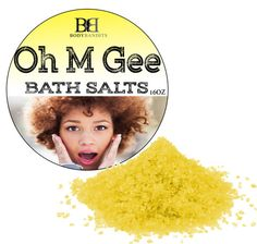 Oh-M-Gee Bath Salts