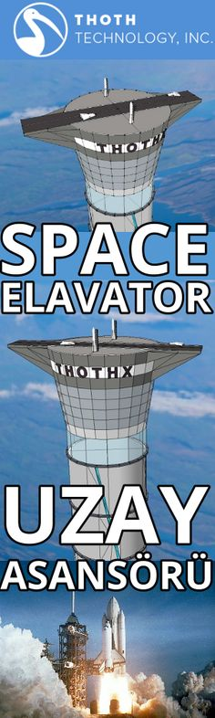 Canadian space company, Thoth Technology Inc., has been granted the United States patent for a space elevator.