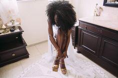 noiva negra - afro Foto: Mateus Montoni