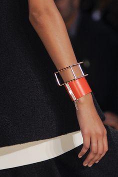 Céline - Paris Fashion Week Spring 2014- Details