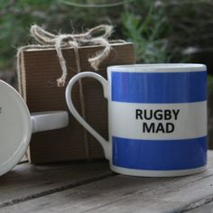 Rugby mad