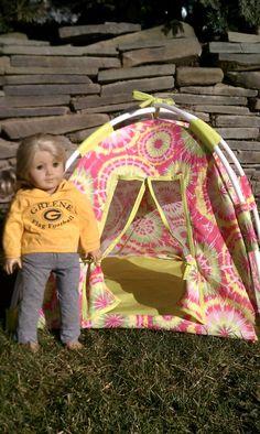 American Girl Tent