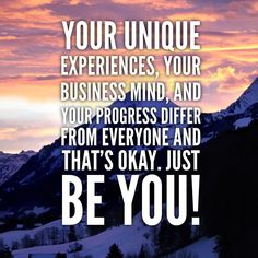 The truth is you are busy - everybody is... Keep in mind - your passion is always a work in progress. @yourbusinesspartner