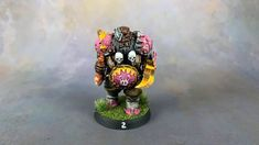 My Blood Bowl Ogres and now converted and painted. I had a blast painting this team and I hope you enjoy the pictures. Bunny Logo, Blood Bowl, Game Workshop, Having A Blast, Light Reflection, Keep It Simple, Learn To Paint, In The Flesh, Tatting