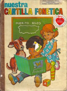 The First 3 Puerto Rican Words I Learned to Read Using the Cartilla Fonética | Speaking Latino