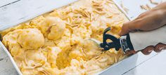 Indulge with this delicious gluten free, vegan, Apricot tofu ice-cream dessert. A taste sensation for those long hot summer days.