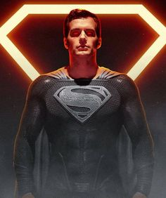 b192d75dd The Black Suit we all deserved 👀😳 Superman Man Of Steel, Superman Black  Suit